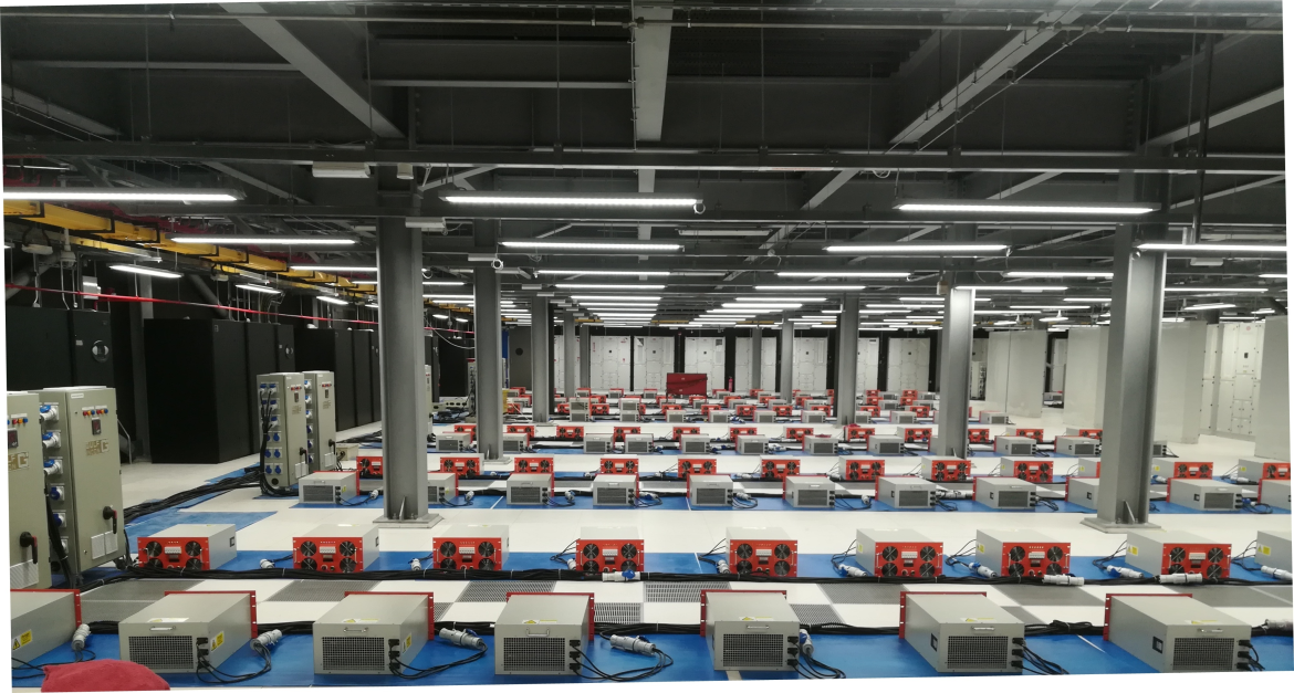 EQUINIX DATA CENTER IMPEZ